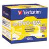 Verbatim DVD+RW Rewritable Disc