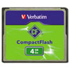 Verbatim CompactFlash Cards