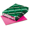 WAU21031 Astrobrights Colored Paper, 24lb, 8-1/2 x 11, Pulsar Pink, 500 Sheets/Ream WAU 21031