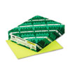 WAU21011 Astrobrights Colored Paper, 24lb, 8-1/2 x 11, Lift-Off Lemon, 500 Sheets/Ream WAU 21011