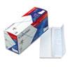 QUACO284 Self-Seal Business Envelopes wit Security Tint; #10, White, 100/Box QUA CO284