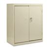 ALECME4218PY Economy Assembled Storage Cabinet, 36w x 18d x 42h, Putty ALE CME4218PY