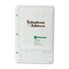 Wilson Jones Looseleaf Phone/Address Book Refill