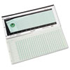 WLJG7225A Accounting Pad, 25 Six-Unit Columns, 11 x 24 1/4, 50-Sheet Pad WLJ G7225A