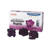 XER108R00724 108R00724 Solid Ink Stick, 3400 Page-Yield, 3/Box, Magenta XER 108R00724