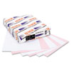 XER3R12421 Premium Digital Carbonless Paper, 8-1/2 x 11, White/Pink, 2,500 Sets XER 3R12421