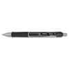 ZEB41010 Orbitz Roller Ball Retractable Gel Pen, Black Ink, Medium, Dozen ZEB 41010