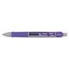 ZEB41020 Orbitz Retractable Gel Pen, Blue Ink, Medium, Dozen ZEB 41020
