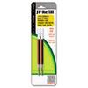 ZEB87032 JF Refill for Jimnie Gel RT/Sarasa/Z-Grip Gel Roller Ball, Med, Red, 2/Pack ZEB 87032