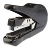 UNV43020 Full Strip Power Assist Stapler, 25-Sheet Capacity, Black UNV 43020