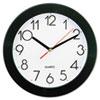 "Universal 9 3/4"" Round Wall Clock"