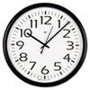 "Universal 13 1/2"" Round Wall Clock"