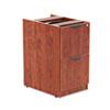 ALEVA542822MC Valencia File/File Drawer Full Pedestal, 15-5/8 x 20-1/2 x 28-1/2, Medium Cherry ALE VA542822MC
