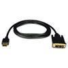 TRPP566006 P566-006 6ft HDMI to DVI Gold Digital Video Cable HDMI-M / DVI-M, 6' TRP P566006
