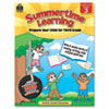 TCR8843 Summertime Learning, Reading, Writing, Math, Grade 3, 112 Pages TCR 8843