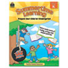 TCR8840 Summertime Learning, Reading, Writing, Math, Grade K, 112 Pages TCR 8840