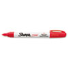 SAN35550 Permanent Paint Marker, Medium Point, Red SAN 35550