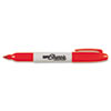 SAN33002 Super Permanent Markers, Fine Point, Red, Dozen SAN 33002