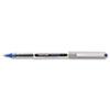 SAN60134 Vision Roller Ball Stick Waterproof Pen, Blue Ink, Fine, Dozen SAN 60134