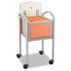 Safco Impromptu Locking File Cart
