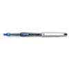 SAN1734904 Vision Needle Roller Ball Stick Liquid Pen, Blue Ink, Fine, Dozen SAN 1734904