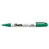 SAN35537 Permanent Paint Marker, Fine Point, Green SAN 35537