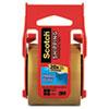 MMM143 3850 Heavy Duty Packaging Tape in Sure Start Dispenser, 1.88