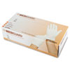Medline MediGuard Powdered Latex Exam Gloves