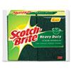 MMM426 Heavy-Duty Scrub Sponge, 4 1/2