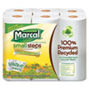 Marcal Small Steps 100% Premium Recycled Giant Roll Towels