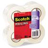 MMM38424 Tear-By-Hand Packaging Tape, 1.88