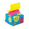 Post-it® Pop-up Notes Desk Grip Decorative Box | www.SelectOfficeProducts.com