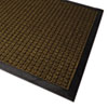 MLLWG030514 WaterGuard Indoor/Outdoor Scraper Mat, 36 x 60, Brown MLL WG030514