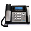 RCA25424RE1 ViSYS 25424RE1 Four-Line Phone with Caller ID RCA 25424RE1