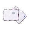 QUAR1600 Tyvek USPS Air Mail Mailer, Side Seam, 10 x 13, White, 100/Box QUA R1600