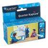 QRT23704 Kapture Dry-Erase Ink Refill Cartridges, 6 Pack, Black QRT 23704