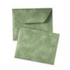 QUA89203 Document Carrier, Letter, Two Inch Expansion, Green, 1/ea QUA 89203