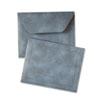 QUA89202 Document Carrier, Two Inch Expansion, Letter, Blue, 1/ea QUA 89202