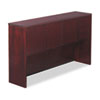 ALERN266615MM Verona Veneer Series Storage Hutch With 4 Doors, 66w x 15d x 36h, Mahogany ALE RN266615MM