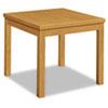 HON80193CC Laminate Occasional Table, Rectangular, 20w x 24d x 20h, Harvest HON 80193CC