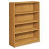 HON1894C 1890 Series Bookcase, 4 Shelves, 36w x 11-1/2d x 48-3/4h, Harvest HON 1894C