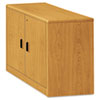 HON107291CC 10700 Series Locking Storage Cabinet, 36w x 20d x 29-1/2h, Harvest HON 107291CC