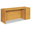 HON 10700 Series Single Pedestal Credenza