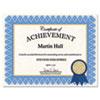 GEO47404 Certificate Kit, Blue Spiral GEO 47404