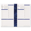 FranklinCovey Monticello Dated One Page-per-Day Planner Refill