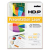 CASBPL0111 HD:P Presentation Laser Paper, 96 Brightness, 24lb, 8-1/2x11, White, 500/Ream CAS BPL0111