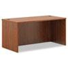 BSXBL2103A1A1 BL Laminate Series Rectangular Desk Shell, 60w x 30w x 29h, Medium Cherry BSX BL2103A1A1