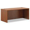 BSXBL2102A1A1 BL Laminate Series Rectangular Desk Shell, 66w x 30w x 29h, Medium Cherry BSX BL2102A1A1