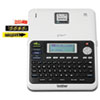 Brother P-Touch PT-2030AD, 5 Lines, 6-1/2w x 8-1/2d x 2.3h