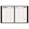 "AAG7095020 Recycled Weekly Appointment Book, Navy, 8 1/4"" x 10 7/8"", 2015 AAG 7095020"